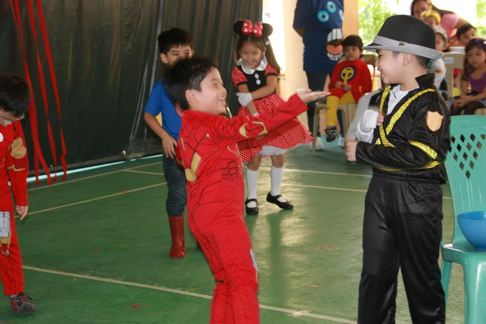 Costume Party K2 2
