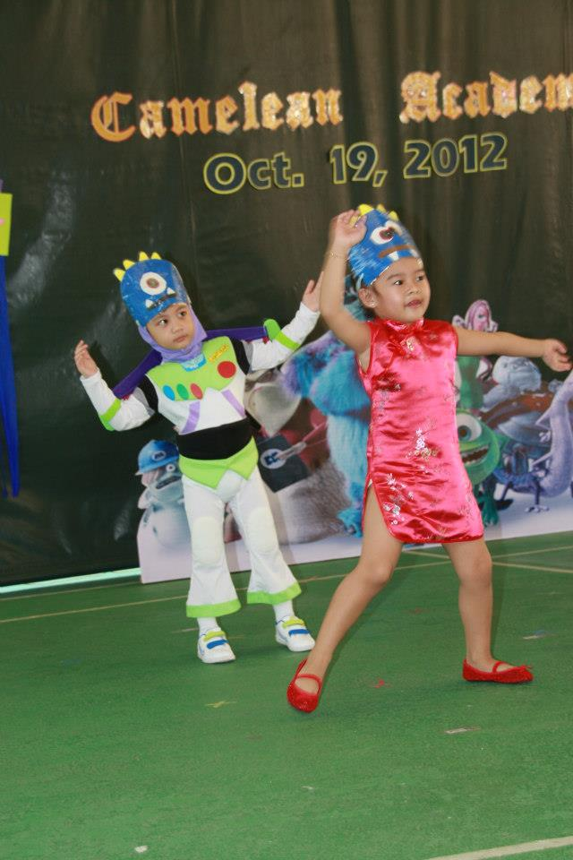 Costume Party Nursery A 2