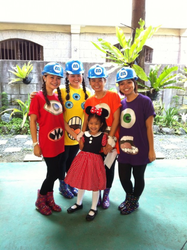 Costume Party SY 12-13