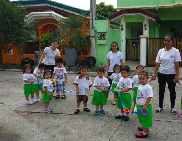 Nursery 1 Class Kickin' the Year Off! Class Snippets from June-July 2014