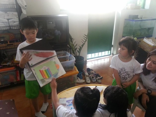 K1-Afternoon Class Visits Andres' Home